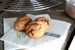 Biscuits à la purée d'amandes (2)