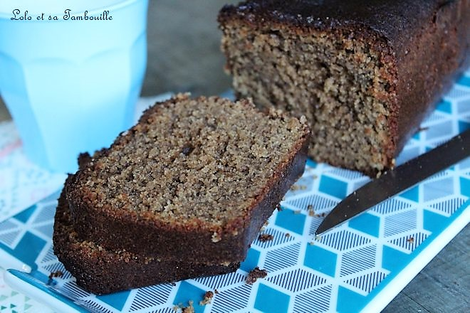 Cake à la pralinoise