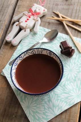 Sauce au chocolat Démoniak