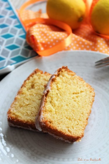 Cake au citron de Christophe Felder (4)