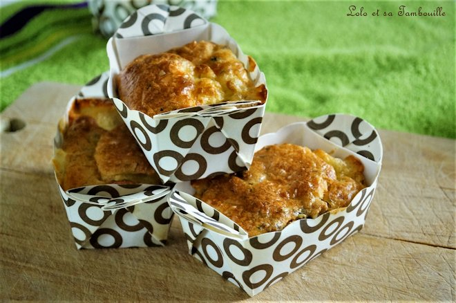 Cakes au thon