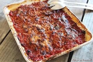 Gratin d'aubergines facile (2)