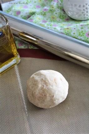 Pâte brisée à l'huile d'olive (4)