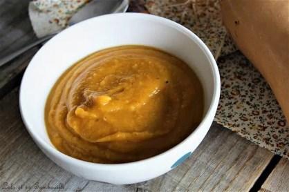 Velouté de butternut rôtie aux épices (3)