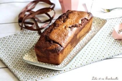 Cake courge & chocolat (2)