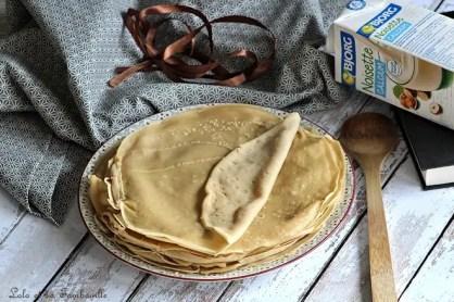 Crêpes au lait de noisettes (2)