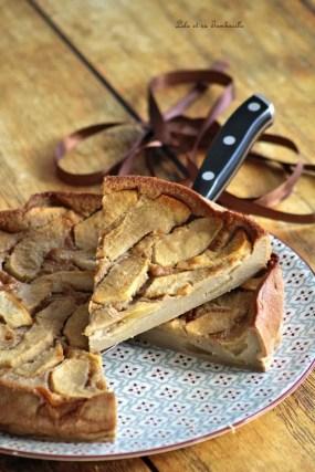 Clafoutis pommes & lait de noisettes 1 (5)