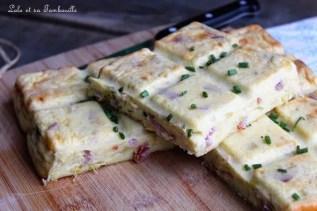 Gâteau salé au fromage blanc (5)