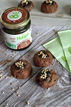 Biscuits à la pâte à tartiner (3)