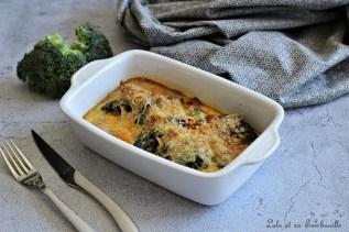 Flan de brocolis & chorizo (2)