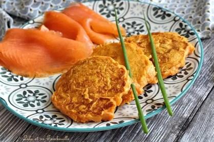 Blinis de patates douces (5)