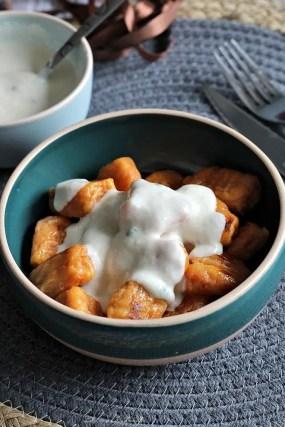 Gnocchis à la patate douce (1)