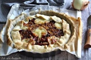 Tarte oignons & lardons (2)
