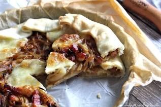 Tarte oignons & lardons (5)