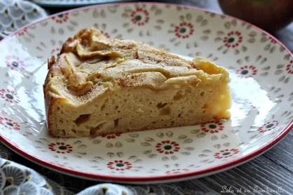 Moelleux aux pommes & mascarpone (5)