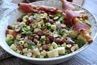 Salade de fèves au jambon de Bayonne (7)