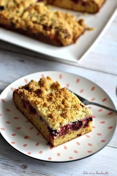 Crumb cake aux fruits rouges (1)