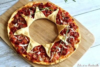 Pizza étoiles aux tomates (4)