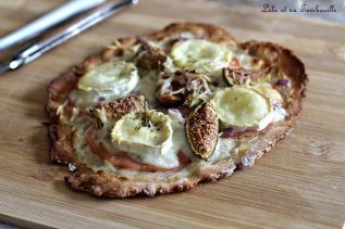 Pizza chèvre & figues (6)