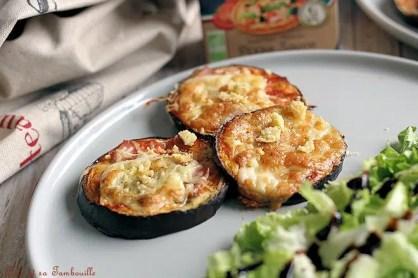 Aubergines façon pizza 2 (6)