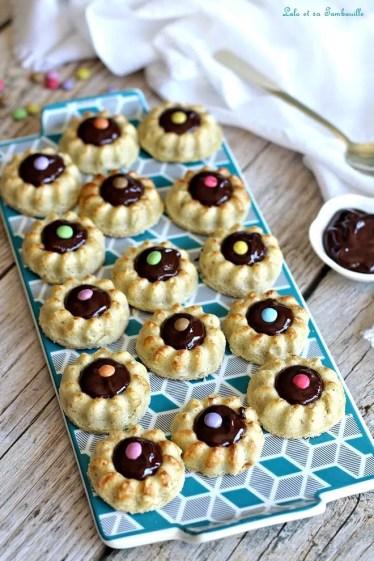 Savarins chocolat & smarties (2)