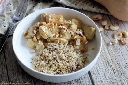 Curry de poulet & butternut au lait de coco (2)