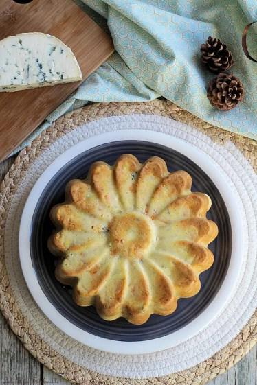 Cake butternut & fourme d'Ambert (3)
