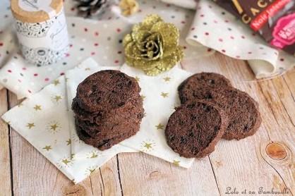 Sablés au chocolat & fleur de sel (2)