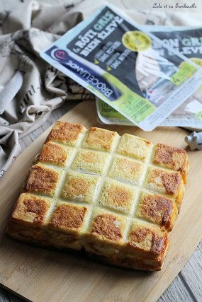 Croque tablette jambon & cheddar (2)
