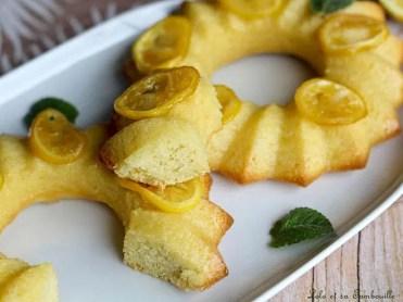 Moelleux au citron façon baba au rhum (7)