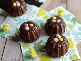 Moelleux nids de Pâques au chocolat (5)