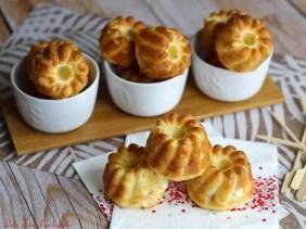 Muffins au bacon & feta (2)