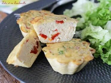 Quiche sans pâte aux piquillos & thon (1)