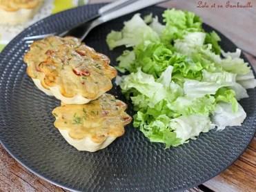 Quiche sans pâte aux piquillos & thon (2)
