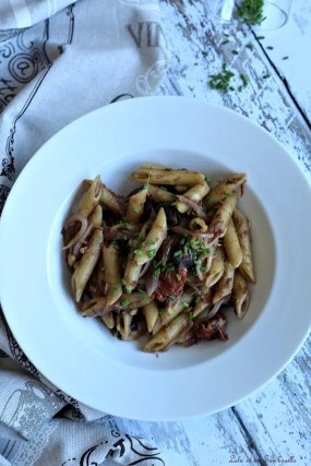 One pot pasta au thon (3)