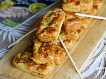 Cakes aux courgettes & rôti de porc (5)