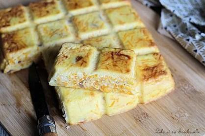 Quiche sans pâte carottes & lardons (3)