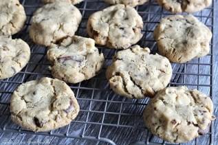 Cookies aux noix du brésil & chocolat (2)