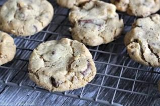 Cookies aux noix du brésil & chocolat (6)