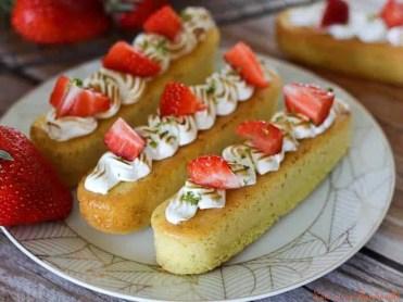 Lounges au citron vert & fraises (5)