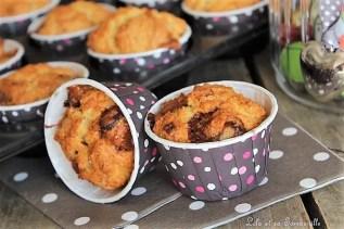 Muffins à la crème & aux Twix (11)