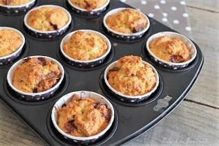 Muffins à la crème & aux Twix (8)