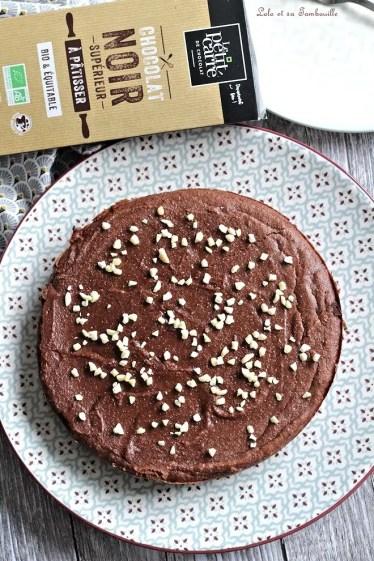 Fondant au chocolat & petits suisses {sans beurre et sans gluten} (2)