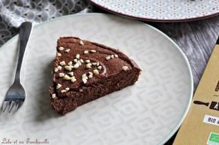 Fondant au chocolat & petits suisses {sans beurre et sans gluten} (3)