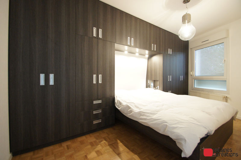 Agencement Intrieur Placards Chambre Coucher