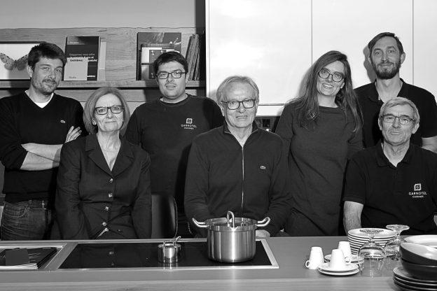 Cuisines GARNOTEL - Photo équipe