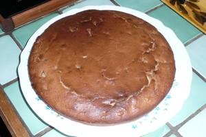 Gâteau aux fruits confits 2