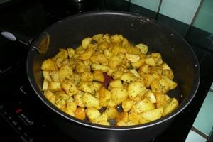 Pommes de terre aux épices 2