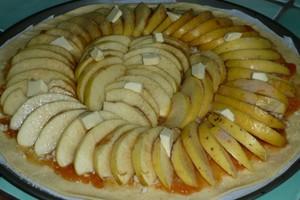 Tarte aux pommes à ma façon 3