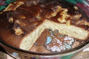 Variation autour d'un gâteau au yaourt 3